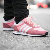 Оригинальные кроссовки adidas Adistar Racer Women Light Flash Red (M19216)