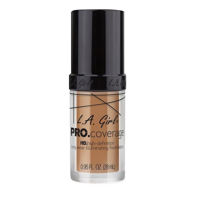 L.A. Girl HD PRO Coverage Illuminating Foundation Beige