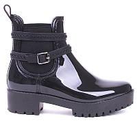 Самые стильные резиновые ботинки 2017года  размеры 40