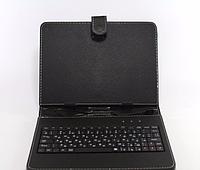 """Чехол с англ клавиатурой 7"""", Micro usb, A139"""