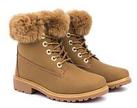 Ботинки комфортные и удобные в носке на зиму, фото 1