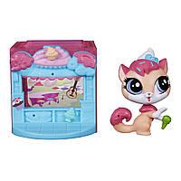 Кошечка Маленький Зоомагазин Littlest Pet Shop Mini Style Set Sugar Sprinkles