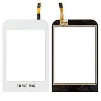 Тачскрин (сенсор, экран) Samsung C3300 white orig