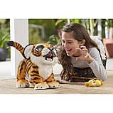 FurReal Roarin' Tyler, The Playful Tiger - Тайлер Интерактивный Тигрёнок, фото 3
