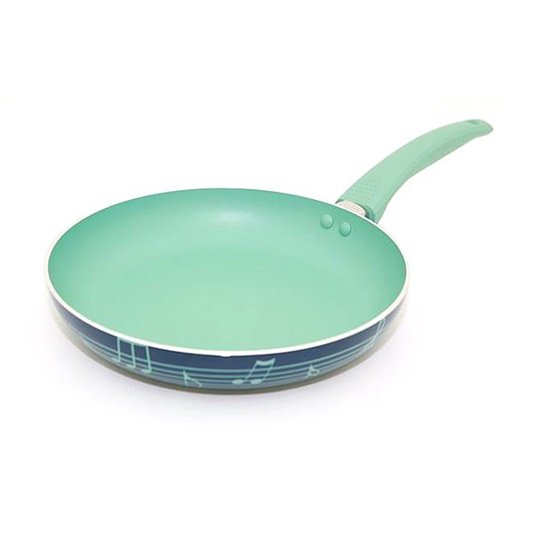 Сковорода Fissman DIVERSO 24 см (Керамическое антипригарное покрытие)