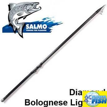 Удилище Salmo Diamond BOLOGNESE LIGHT MF 400 2244-400