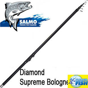 Удилище Salmo Supreme BOLOGNESE MH 300 5205-300