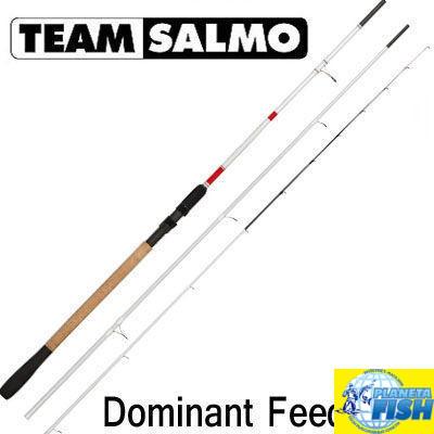 Фидер Team Salmo DOMINANT Feeder 3,90м (до 80гр) TSDO80-390