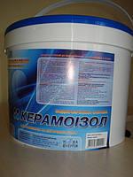 Теплоизоляционное покрытие «Керамоизол» для частного стрительства в кол-ве от 10 л