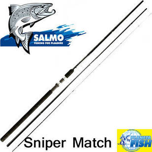 Удилище Salmo SNIPER MATCH 25 3,90м (5-25 гр) 3236-390
