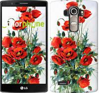 """Чехол на LG G4 H815 Маки """"523u-118-5114"""""""