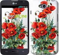 """Чехол на LG L90 Dual D410 Маки """"523u-202-5114"""""""