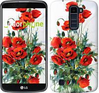 """Чехол на LG K10 / K410 Маки """"523c-349-5114"""""""