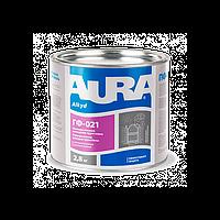 Грунтовка алкидная Aura ГФ 021 универсальная 2.8 кг