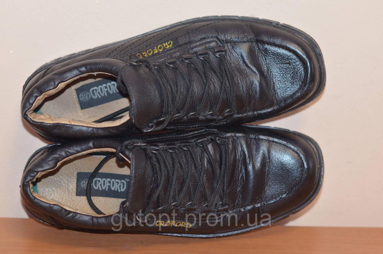 Туфли мужские  CROFORD б/у из Германии 4