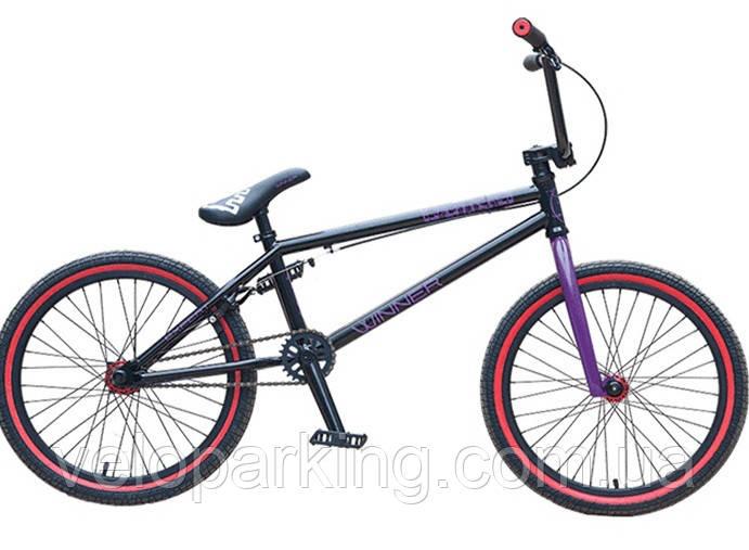 Велосипед прыжковый BMX Winner Expert  20