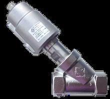 Клапан c пневмоприводом нержавеющий 21IA5T20GC1-5 (ODE, Italy), G3/4