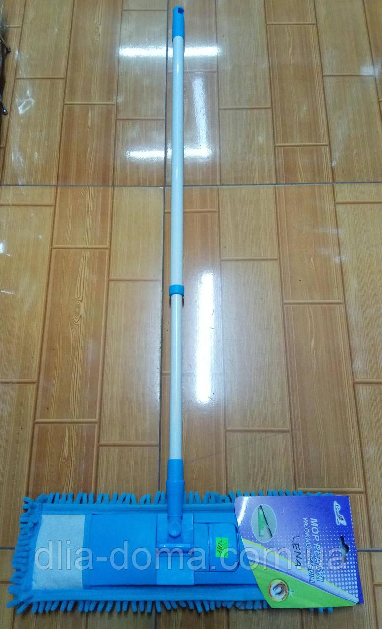 Швабра для прибирання плоских поверхонь