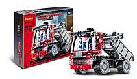 """Конструктор Decool 3345 (аналог Lego Technik 8065) """"Контейнеровоз Off - Road"""", 119 дет"""