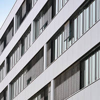 Стальные системы Schüco Jansen  Economy® 50 RS, фото 1