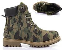 Женские стильные и очень удобные зимние ботинки