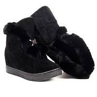 Зимние женские очень тёплые ботинки, зимние сникерсы