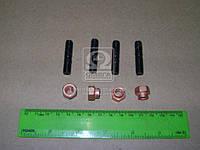Шпилька глушителя ВАЗ 2101-07 в сб. (4 шт) (пр-во Белебей) МетизВ9