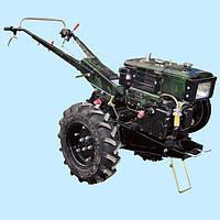 Мотоблок дизельный Zirka LX1090D ( 9,5 л.с.), фото 1