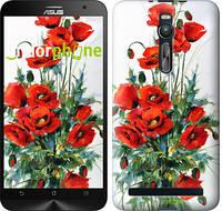 "Чехол на Asus Zenfone 2 ZE551ML Маки ""523c-122-5114"""