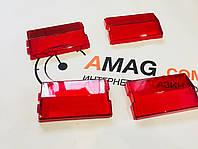 Задняя оптика (плафоны) ВАЗ 2101 (красные)