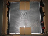 Радиатор охлаждения SSANG YONG  ACTYON/ KYRON (05-) (пр-во Van Wezel) 81002105