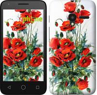 "Чехол на ALCATEL One Touch Pixi 3 4.5 Маки ""523u-408-5114"""