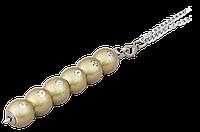 """Ручка шариковая """"secret"""", с кристаллами, золото ls.401021-23"""
