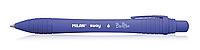 Ручка шариковая sway rubber touch, 1.0мм, дисплей 40шт, синий ml.17657010140