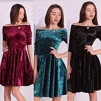 Платье женское  ( р-ры 38 - 42 )