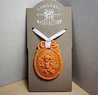 Восковая арома пластина-медальон 30гр Корица