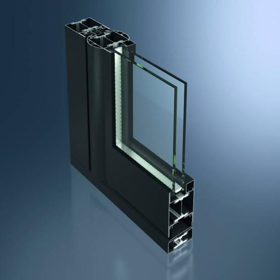 Двери с защитой от защемления конечностей