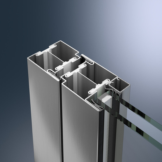 Стальные системы Schüco Jansen - Janisol® из нержавеющей стали