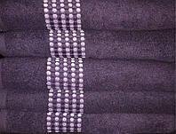 ТМ TAG Полотенце махровое Goroh (фиолетовый) 70*140