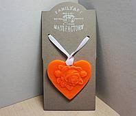 Восковая арома пластина-медальон 30гр Абрикос/Персик