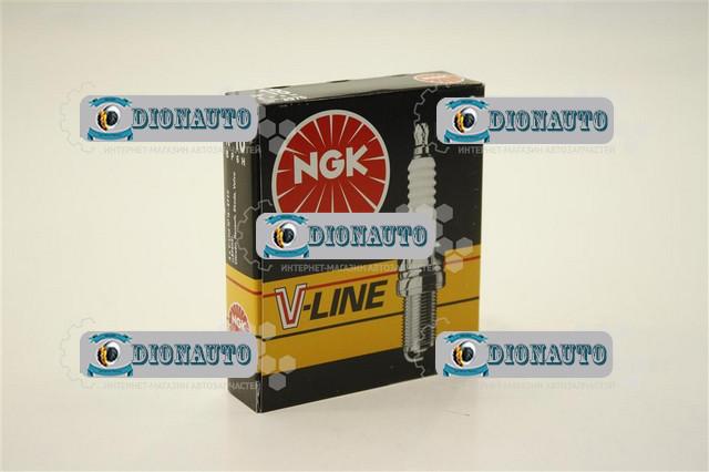 Свеча зажигания 402 двигатель, Газ 53, 3307, Зил 130  NGK (к-т) ГАЗ-2705 (ГАЗель) (А14ВР)