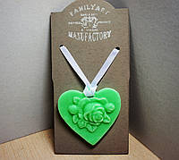 Восковая арома пластина-медальон 30гр Лемонграсс