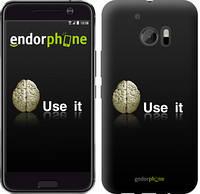 "Чехол на HTC 10 Use it ""207c-464-5114"""