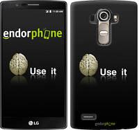 """Чехол на LG G4 H815 Use it """"207u-118-5114"""""""