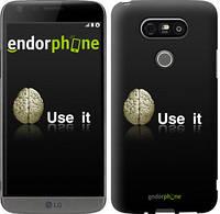 """Чехол на LG G5 H860 Use it """"207c-348-5114"""""""