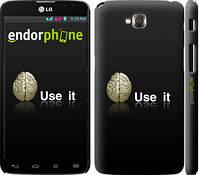 "Чехол на LG G Pro Lite Dual D686 Use it ""207c-440-5114"""