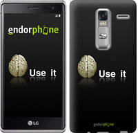 "Чехол на LG Zero Use it ""207u-476-5114"""
