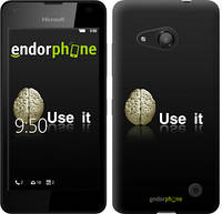 "Чехол на Microsoft Lumia 550 Use it ""207u-343-5114"""