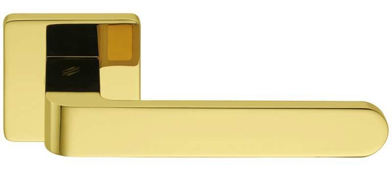 Ручка на розетке Colombo FEDRA AC 11 полированная латунь
