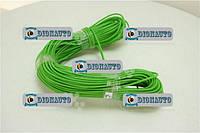 Провод сечение 1,5 зеленый 50м (кабель)